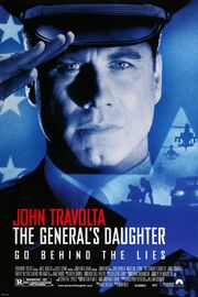 1999 - The General's Daughter Movie Poster 1
