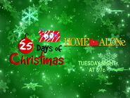 Disney XD Toons 25 Days Of Christmas Home Alone Promo 2018