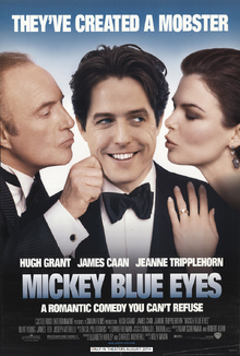 Mickey Blue Eyes (1999) Poster