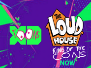 Disney XD Toons The Loud House King of the Cons Promo Now 2019