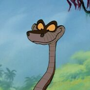 Kaa (The Jungle Book)