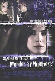 2002 - Murder by Numbers Movie Poster -2