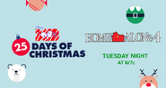 Disney XD Toons 25 Days of Christmas Home Alone 4 Promo 2019