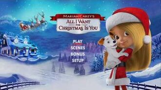 Opening to All I Want For Christmas Is You 2017 DVD