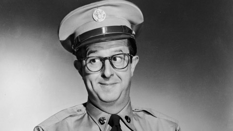 Phil Silvers family