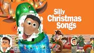 Cartoon silly christmas songs