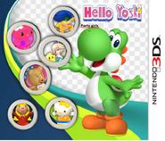 Hello Yoshi party girls