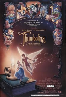 Thumbelina (1994) Poster-0