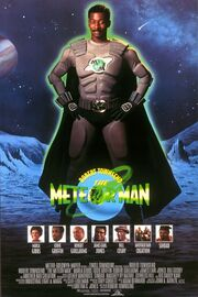 1993 - The Meteor Man Movie Poster