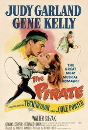 1948 - The Pirate Movie Poster