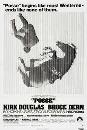 1975 - Posse Movie Poster