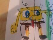 Spongebob in GOTJ 2007 Style