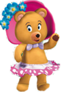 Tessie bear