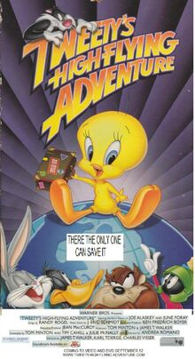 Tweety High Flying Adventure (2000) Poster