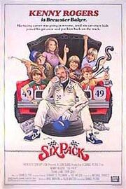 1982 - Six Pack Movie Poster