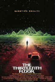 1999 - The Thirteenth Floor Movie Poster