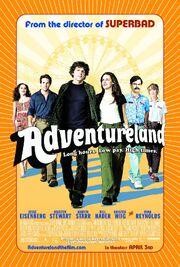 2009 - Adventureland Movie Poster -2