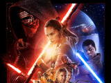 Opening to Star Wars: The Force Awakens 2015 Theatre (AMC)