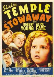 1936 - Stowaway Movie Poster
