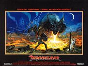 1981 - Dragonslayer Movie Poster