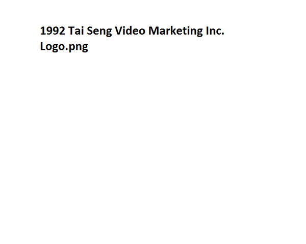 File:1992 Tai Seng Video Marketing Inc. Logo.png.png