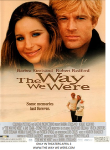 The Way We Were 1999 Re-Release Poster
