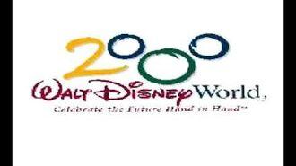 01 - Yearlong Millennium Celebration - Disney Millennium Celebration 2000