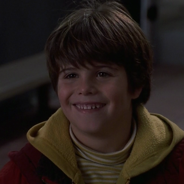 Jonah in sleepless in seattle