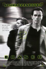 1996 - Eraser Movie Poster
