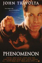 1996 - Phenomenon Movie Poster