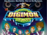 Opening to Digimon: The Movie 2000 Theater (General Cinemas) (Fake)