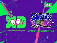 Disney XD Toons Supernoobs Coming January 2019 2018 (UK)