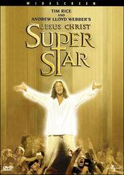 Jesus Christ superstar 2000 Broadway revival DVD cover