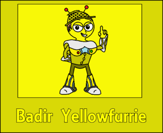 3) Badir (Blue-Heax tint Jay)