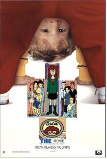 Daria The Movie (2002) Poster