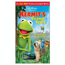 Kermit's Swamp Years (2002) -VHS-