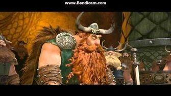 Opening to Dragons Defenders of Berk - Part 2 2014 DVD (Disc 2)