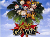 Opening to Rugrats Go Wild 2003 Theater (Regal Cinemas)
