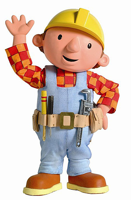 bob  bob the builder character