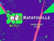 Disney XD Toons Theater Ratatouille Promo 2017