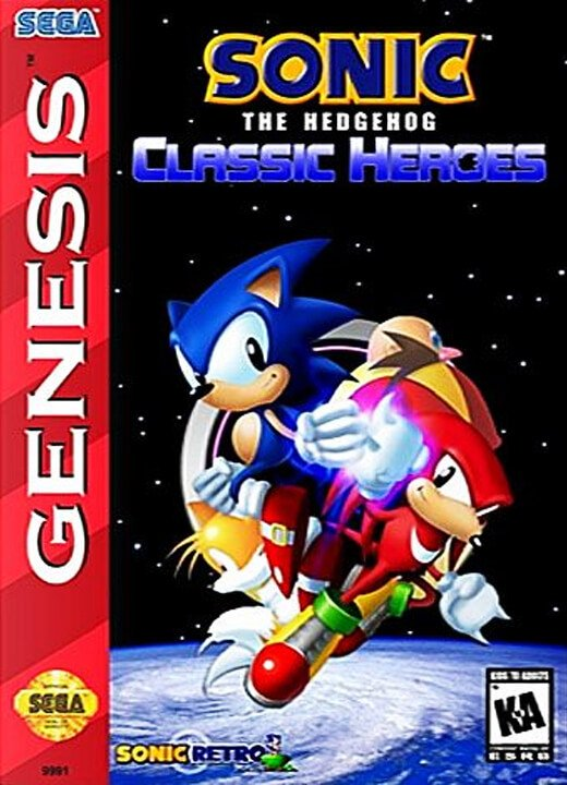 Sonic Classic Heroes | Scratchpad | FANDOM powered by Wikia