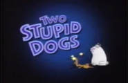 Toon Disney Toons Well Be Right Back 2 Stupid Dogs Bumper 2002