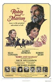 1976 - Robin and Marian Movie Poster
