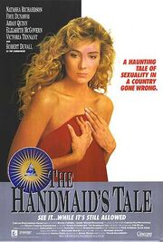 1990 - The Handmaid's Tale Movie Poster -1