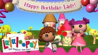 Lady Stillwaiting Birthday We're Lalaloopsy Now Streaming on Netflix!
