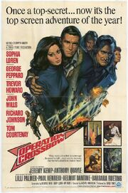 1965 - Operation Crossbow Movie Poster