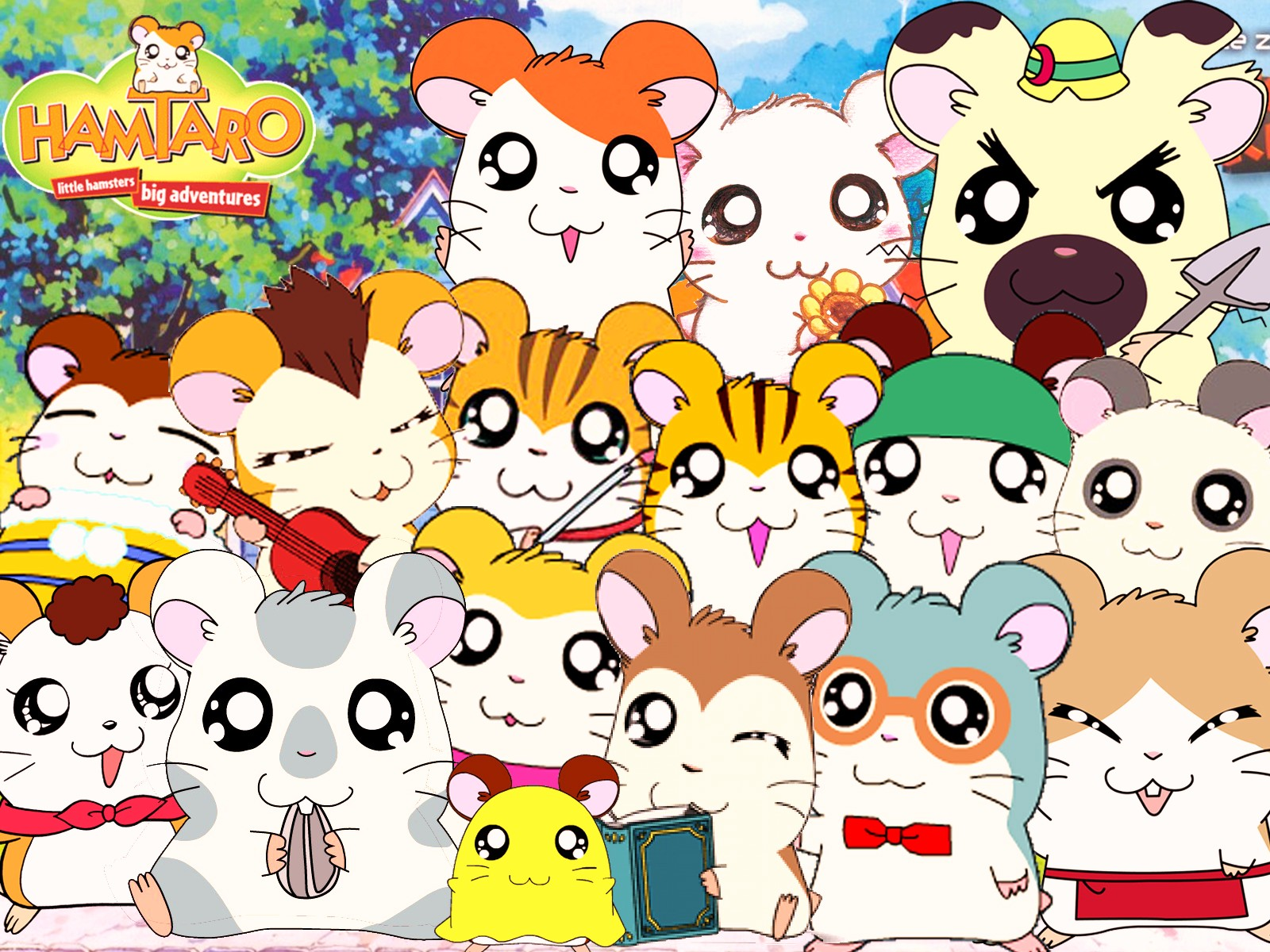 Hamtaro scratchpad fandom powered by wikia