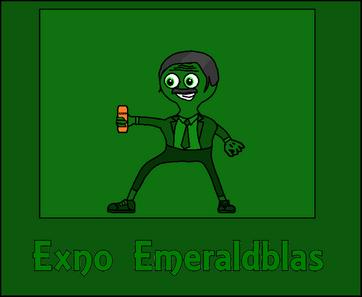 7) Exno (Blue-Heax tint Jay)