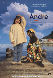 Andre (1994) Theatrical Poster