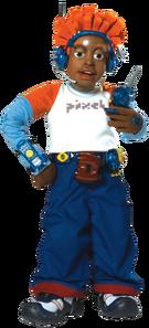 Nick Jr. LazyTown Pixel 1